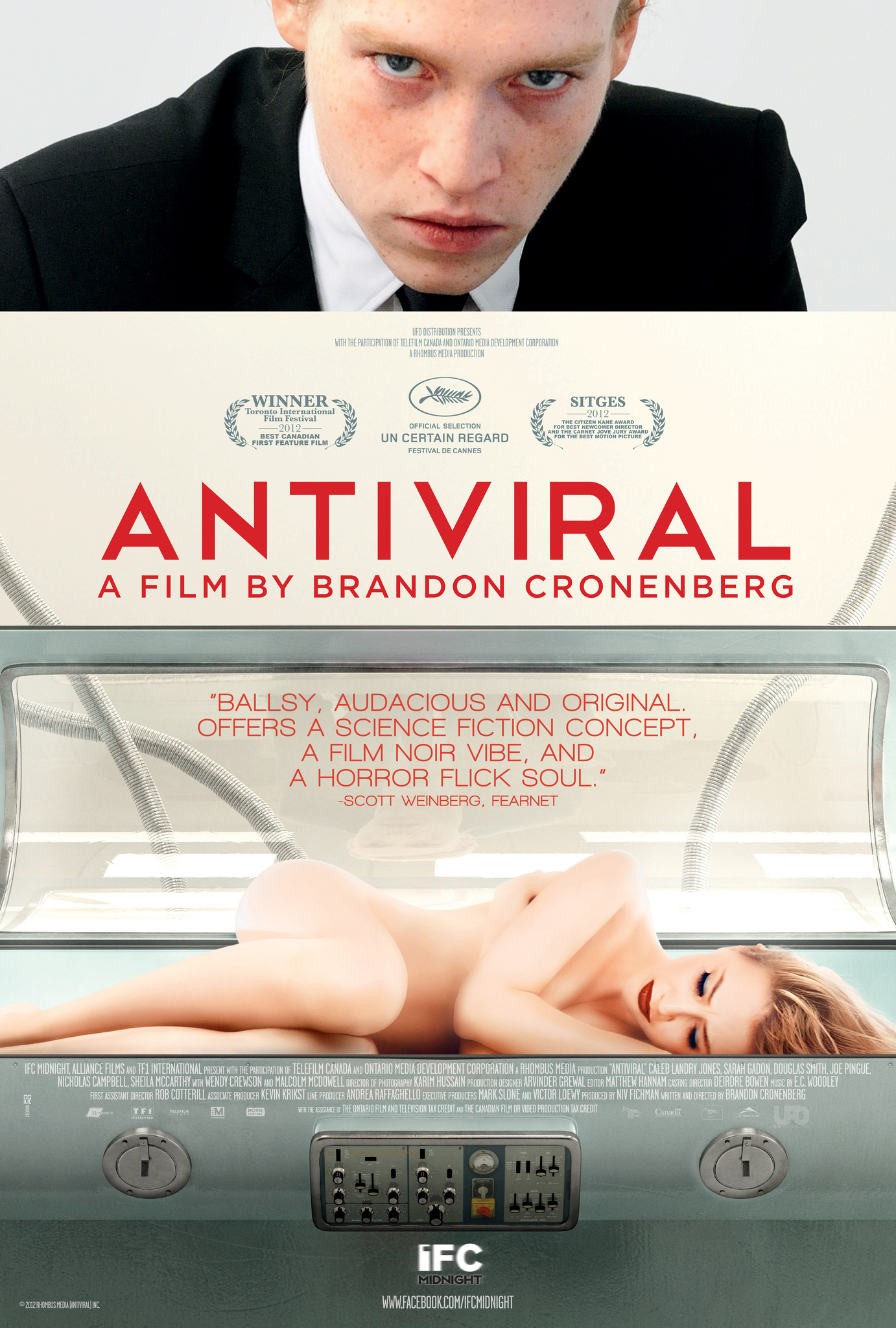 Antiviral movie